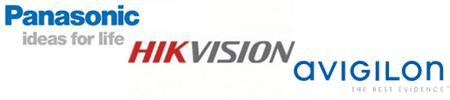 All brands of CCTV installations in Essex